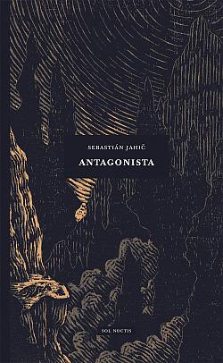 Antagonista obálka knihy