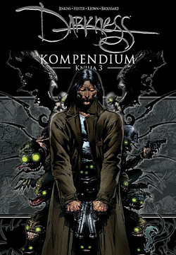 Darkness Kompendium: Kniha 3 obálka knihy