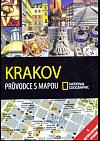 Krakov - průvodce s mapou