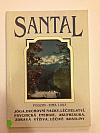 Santal 1993 - jóga, duchovní nauky, životní energie, alternativní medicína, zdravá výživa, léčivé rostiny