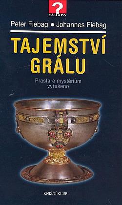 Tajemství Grálu obálka knihy