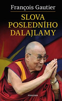 Slova posledního dalajlamy obálka knihy