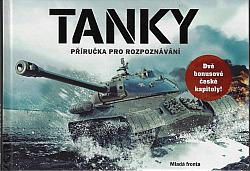Tanky - příručka pro rozpoznávání obálka knihy