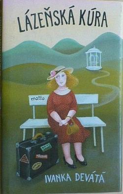 Lázeňská kúra obálka knihy