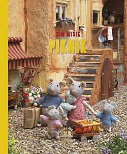 Dům myšek - Piknik obálka knihy