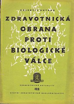 Zdravotnická obrana proti biologické válce