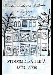 Stoosmdesátiletá jubilantka: 180 let městské knihovny obálka knihy