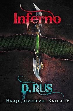 Inferno obálka knihy