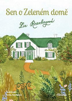 Sen o Zeleném domě obálka knihy