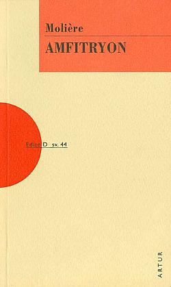 Amfitryon obálka knihy