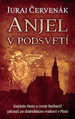 Anjel v podsvetí obálka knihy