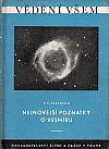 Nejnovější poznatky o vesmíru