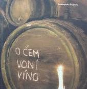O čem voní víno obálka knihy