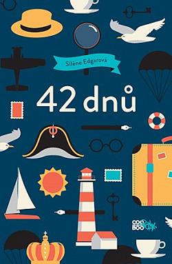 42 dnů obálka knihy