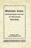 Michelské litanie