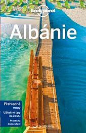 Albánie obálka knihy