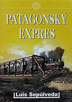 Patagonský expres obálka knihy