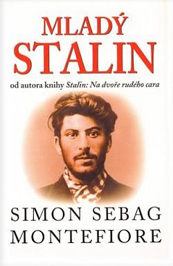 Mladý Stalin obálka knihy