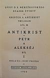 Petr a Aleksěj I.