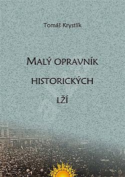 Malý opravník historických lží obálka knihy