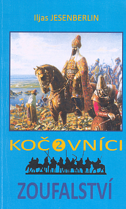 Kočovníci 2 – Zoufalství obálka knihy