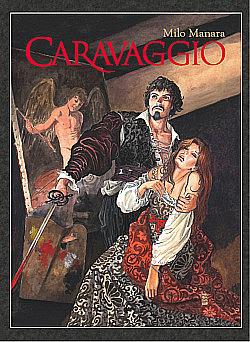 Caravaggio obálka knihy