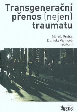 Transgenerační přenos (nejen) traumatu obálka knihy