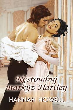 Nestoudný markýz Hartley obálka knihy