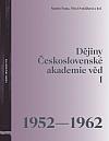 Dějiny Československé akademie věd I. (1952-1962)