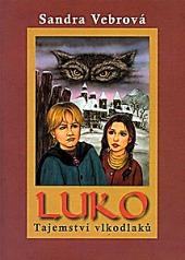 Tajemství vlkodlaků obálka knihy