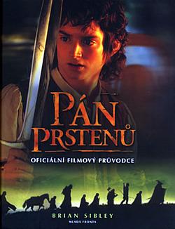 Pán Prstenů: Oficiální filmový průvodce obálka knihy