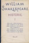 Historie I. obálka knihy