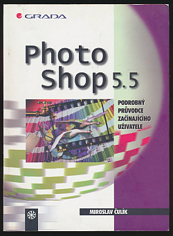 Photoshop 5.5 obálka knihy