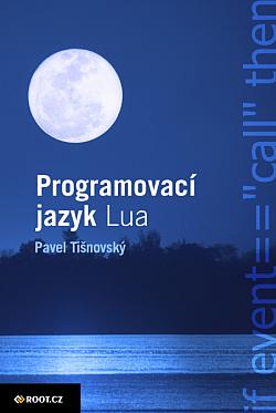 Programovací jazyk Lua obálka knihy