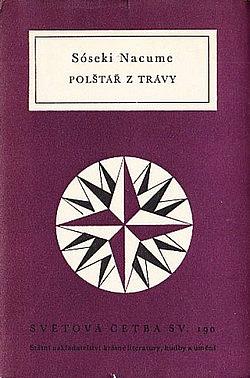 Polštář z trávy obálka knihy