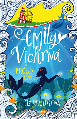 Emily Vichrná a proud času obálka knihy