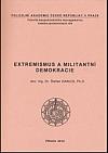 Extremismus a militantní demokracie