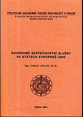 Soukromé bezpečnostní služby ve státech Evropské unie