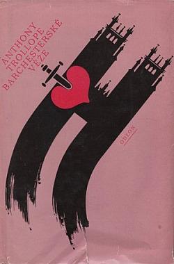 Barchesterské věže obálka knihy