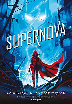 Supernova obálka knihy