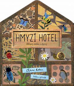 Hmyzí hotel obálka knihy