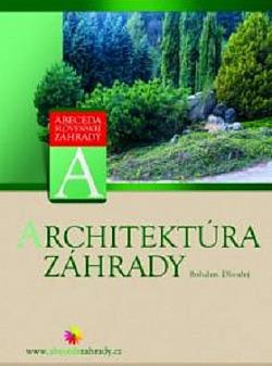 Architektúra záhrady obálka knihy