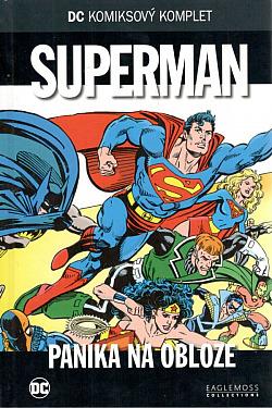 Superman: Panika na obloze