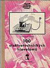 100 elektrotechnických hlavolamů