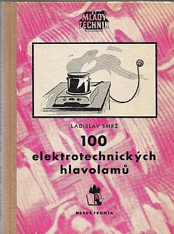 100 elektrotechnických hlavolamů obálka knihy