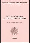 Politická opozice a antisystémové strany