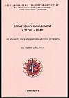 Strategický management v teorii a praxi
