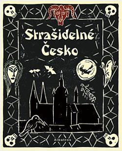 Strašidelné Česko obálka knihy
