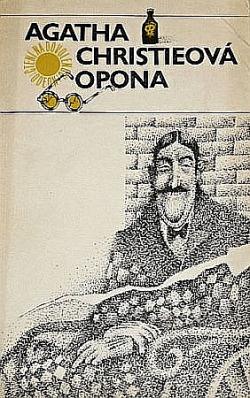 Opona obálka knihy