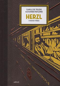 Herzl: Evropský příběh obálka knihy